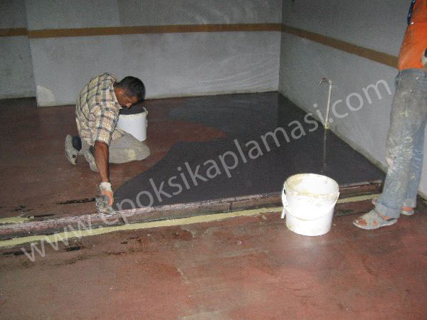 poliüretan dekoratif zemin kaplama2